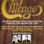 """""""Only The Beginning"""": Chicago tribute"""